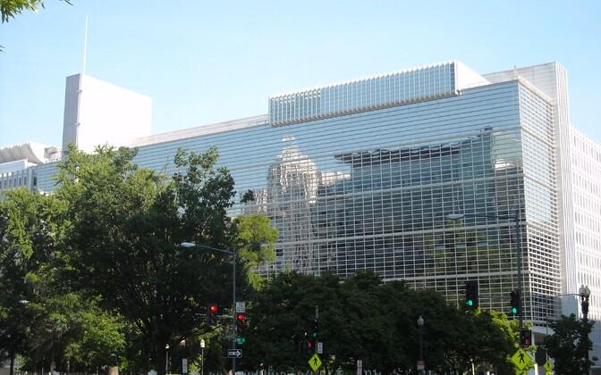 Главное здание Всемирного банка в Вашингтоне.