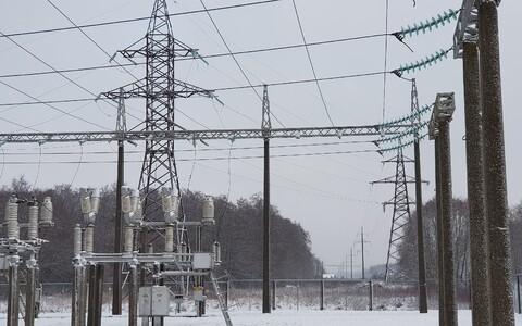 Электросеть. Иллюстративное фото.