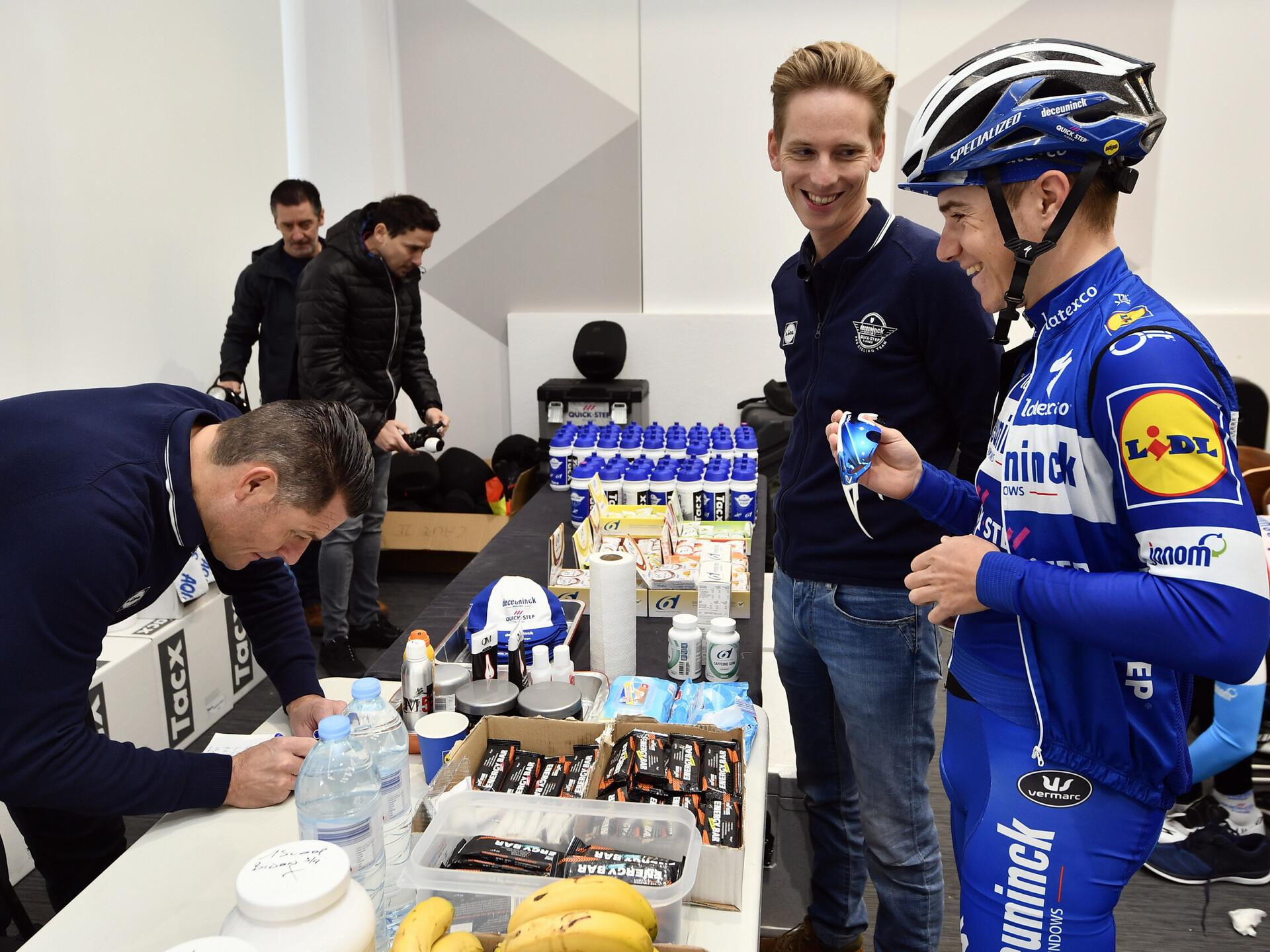 e5abddfcd82 Noor Belgia tulevikutäht: minu unistus on võita suurtuur | Jalgrattasport |  ERR