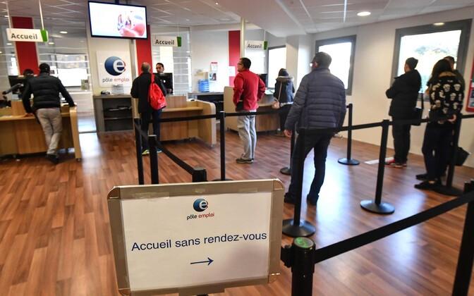 Tööagentuur Prantsusmaal.