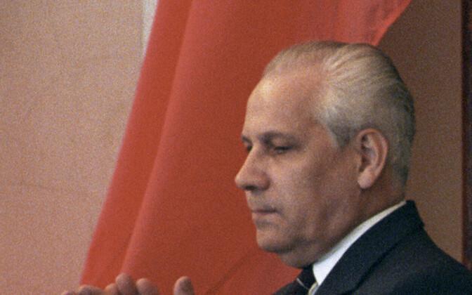 Анатолий Лукьянов.