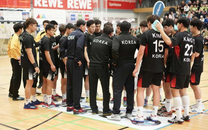 Korea ühendatud käsipallikoondis.