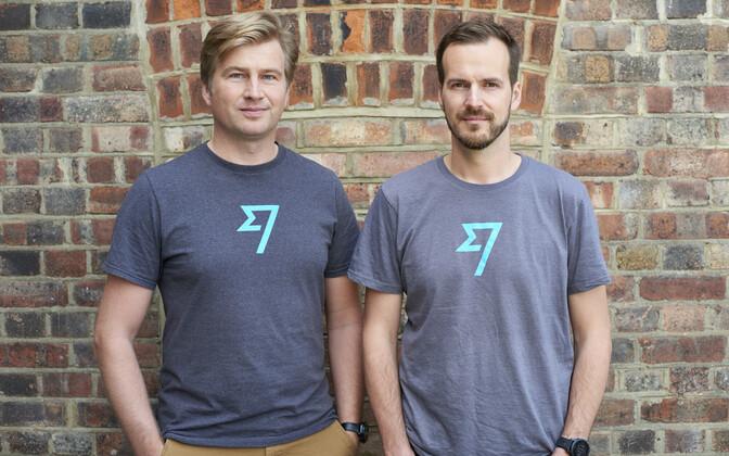 Основатели Transferwise Кристо Кяэрманн и Таавет Хинрикус.