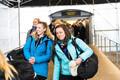 Женская сборная по волейболу вернулась из Финляндии.