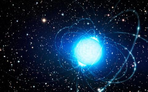 Ühe teooria kohaselt on pursete taga magnetarid.