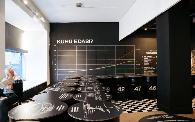 """Fotod: Eesti Arhitektide Liidu kuraatornäitus """"Liginull"""""""