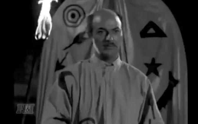 Tegelane nimega Walter Trump 1950. aastate telesarjas