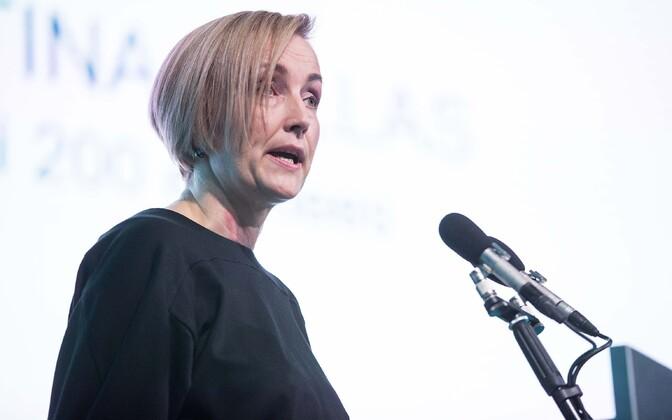 Estonia 200 chairwoman Kristina Kallas.