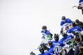 МЧМ по хоккею: Эстония - Испания.
