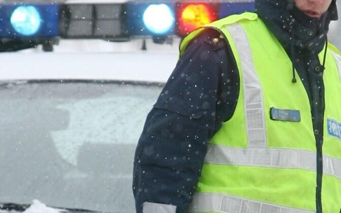 Полиция зафиксировала ДТП в понедельник утром.