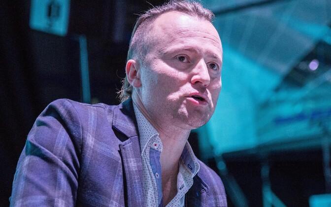 Руслан Трочинский вступил в партию.