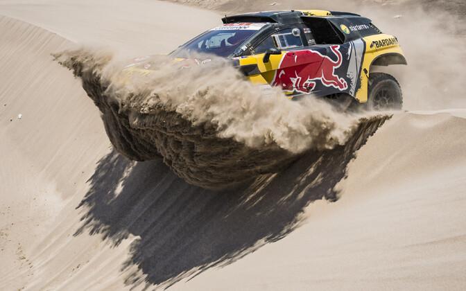 Sebastien Loeb Dakari rallil