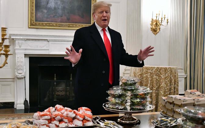 Прием в Белом доме