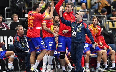 Hispaania käsipallikoondis MM-il
