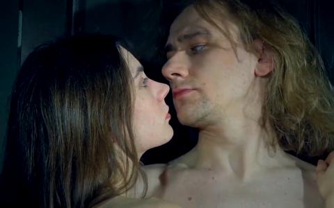 Кадр из рекламного клипа спектакля Русского театра