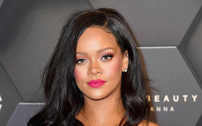 Rihanna Fenty Beauty üritusel Brooklynis, New Yorgis septembris 2018.