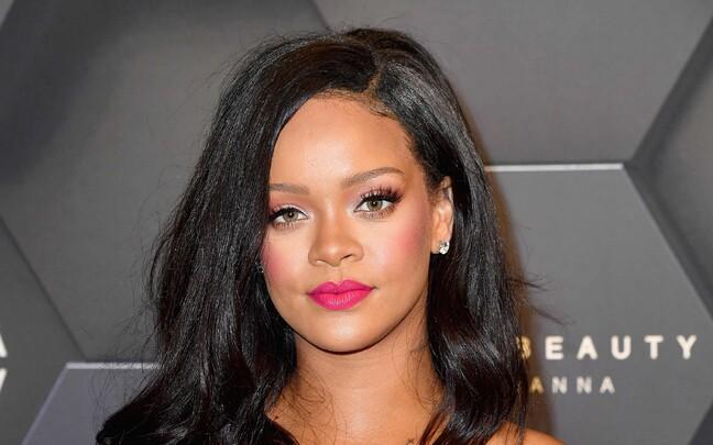 Rihanna Fenty Beauty üritusel Brooklynis, New Yorgis septembris 2018.