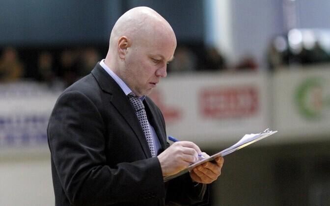 Тоомас Аннук стал главным тренером.