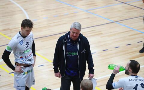 Võrkpalli Eesti-Läti ühisliiga: TalTech - Saaremaa VK