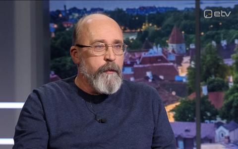 Raamatusõber ja Eesti Päevalehe ajakirjanik Jaan Martinson.