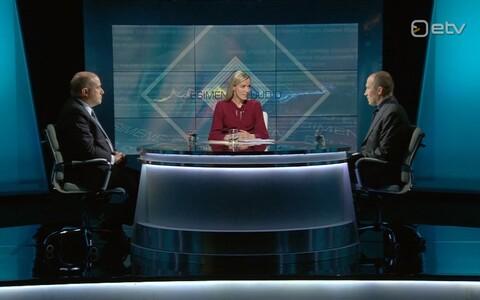 Jüri Luik, Anna Pihl, Leo Kunnas.