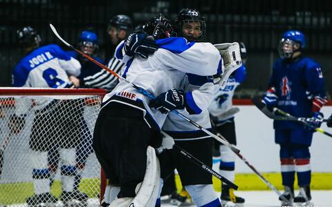 Молодые эстонские хоккеисты проявили себя на домашнем турнире.