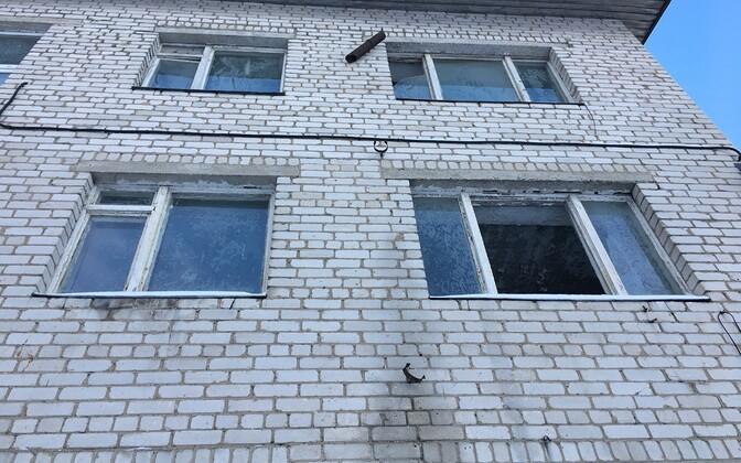 Дом в Вийсу, в котором в 2013 году квартиры предлагались на продажу по 1 евро.