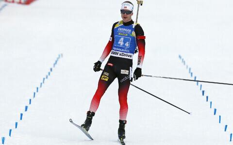 Лидер норвежской сборной и этапов Кубка мира Йоханнес Бё.