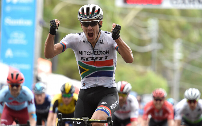 Tour Down Underi 4. etapi võitis Daryl Impey
