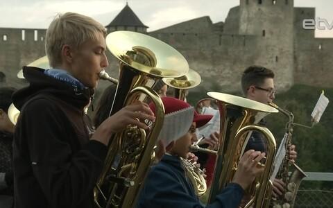 Оркестр Нарвской музыкальной школы