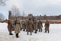 Näidislahing Narvas Joala väljal.