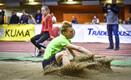 TV 10 Olümpiastarti hooaja teine etapp Lasnamäe hallis