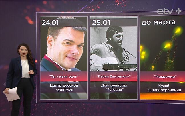 Ульяна Гусев выбрала всё самое интересное.