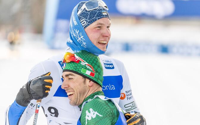 Karel Tammjärv Otepää MK-etapil