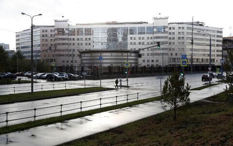 Здание ГРУ в Москве.