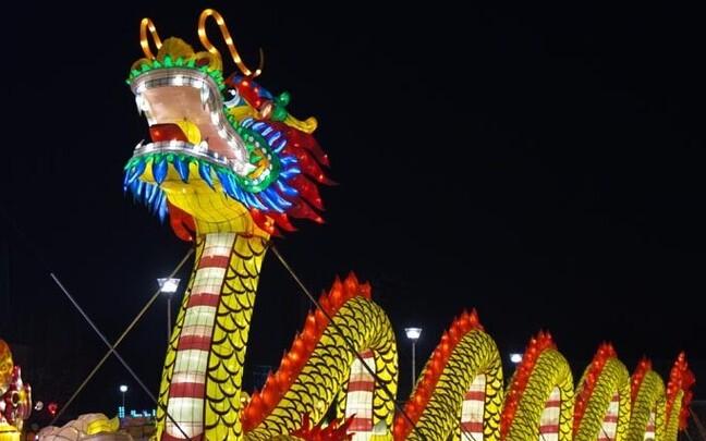 Фестиваль фонарей проходит в более чем 40 странах мира.