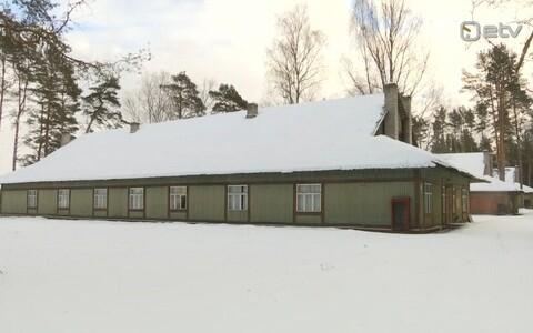 Põhjalaagri barakid