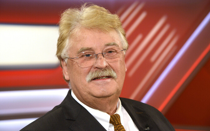 Saksa eurosaadik Elmar Brok (CDU)