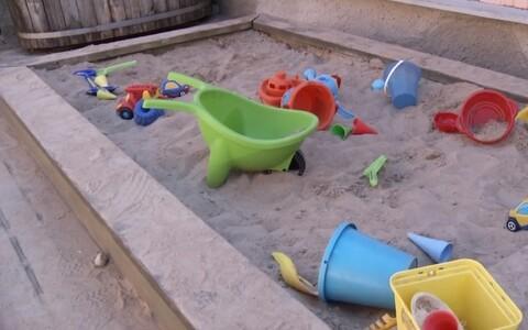 Детский сад. Иллюстративная фотография.