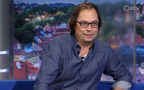 Filmisõber Timo Diener.