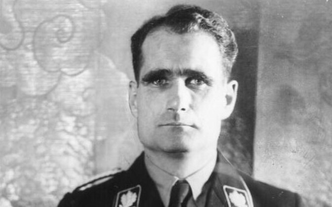 Rudolf Hess.