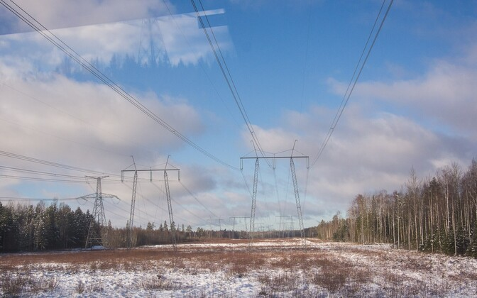 Eesti Energia is struggling with unfair competition from electricity generated in Russia and Belarus.