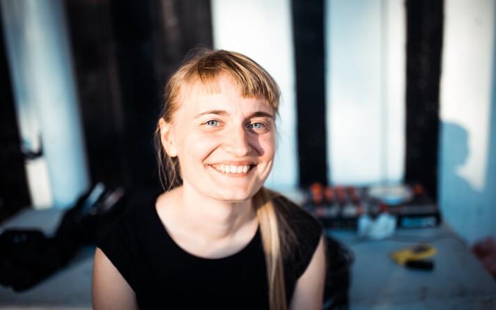 Urbanist ja linnafestivali UIT korraldaja Kadri Lind.