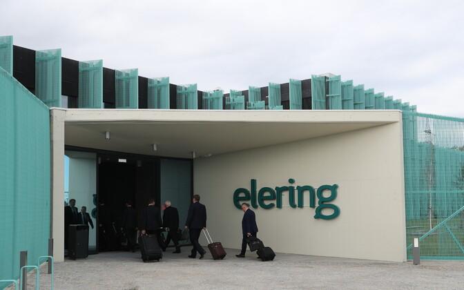 Elering office in Tallinn.