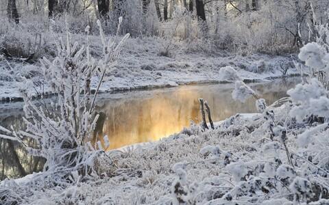 Мороз. Иллюстративное фото.