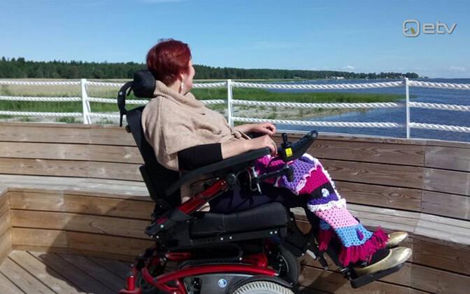 Смертельно больная жительница Эстонии впервые совершит самоубийство с помощью врачей.
