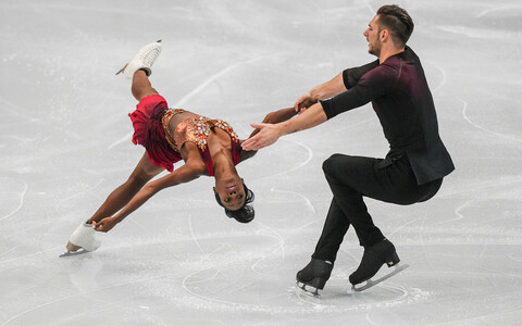 Vanessa James – Morgan Cipres