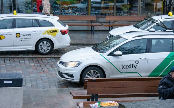 Компания Taxify была основана в Эстонии в 2013 году.