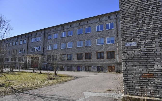 Гимназию построят на месте старого здания на улице Пушкина, 33.
