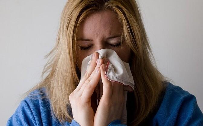 Заболеваемость гриппом растет.